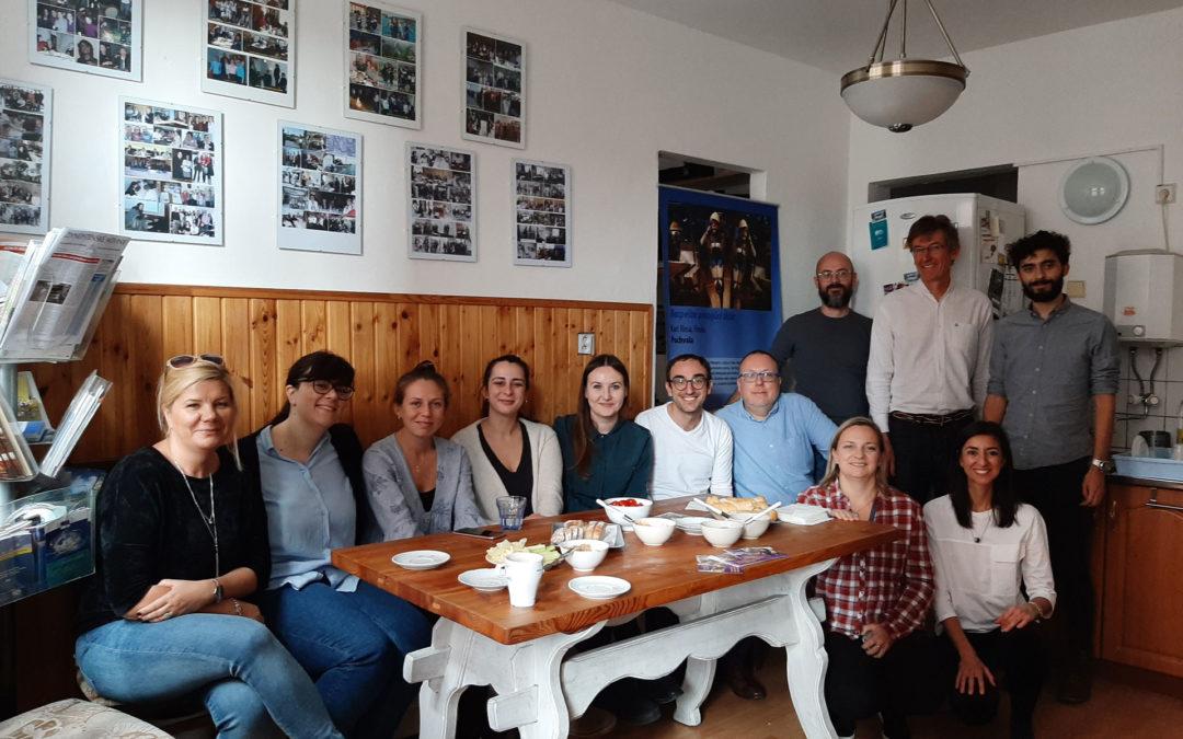 Second L2C Partnership meeting in Bratislava